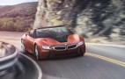 BMW Rolls Out i8 Spyder Concept At 2016 CES Packed With Technology