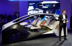 BMW previews next-gen interior complete with hologram technology