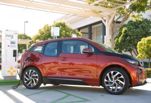 BMW ChargeNow by EVgo electric-car charging rolls out in 25 cities, for a fee