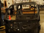 BMW i3 body shell