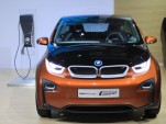 BMW i3 Coupe Concept Live Shots: Los Angeles Auto Show
