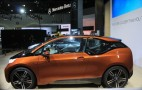 BMW i3 Coupe Concept Live Photos: 2012 Los Angeles Auto Show