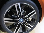 BMW i3's Tall Skinny Tires To Boost Efficiency (And Cut Noise)