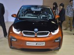 BMW i3 Coupe concept, 2012 Los Angeles Auto Show