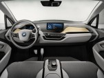 2014 BMW i3 Electric Car: Connectivity, Navigation Highlights