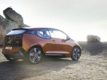 BMW Debuts i3 Coupe Concept In Los Angeles