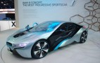 BMW i8 Concept Live Photos: 2011 Frankfurt Auto Show