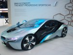 BMW i8 Concept live photos, 2011 Frankfurt Auto Show
