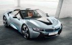 BMW i8 Concept Spyder Preview