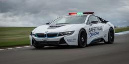 BMW i8 Formula E pace car