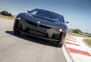 BMW's hydrogen fuel-cell vehicle getting closer to reality
