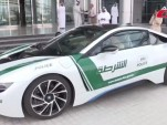 BMW i8 joins the Dubai Police fleet