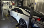 BMW i8 Hits The Dyno After Rolling Off The Assembly Line: Videos