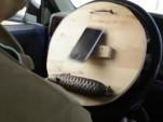 BMW iPad/iPhone accessories video