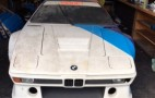 Alleged BMW M1 Prototype Found In A Barn