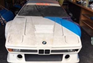 Alleged BMW M1 prototype - Image via eBay Motors