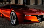 BMW M1 Concept to appear at Villa d'Este Concours