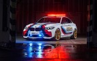 BMW M2 transformed into safety car for 2016 MotoGP season