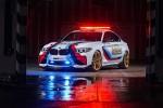 BMW M2 Transformed Info Safety Car For 2016 MotoGP Season