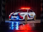 BMW M2 official safety car for the 2016 MotoGP season
