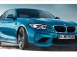 2018 BMW M2 refresh leaked