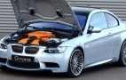 BMW M3 passes 200mph with G-Power supercharger