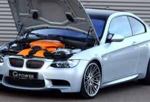 BMW M3 G-Power Tornado