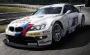 BMW M3 GT race car