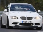 BMW M3 GT spy shots