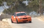BMW M3 Battles A Hill And Wins: Video