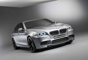 BMW Teases M5 Concept Ahead Of Shanghai Debut
