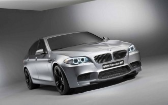Video: BMW M5 Need for Speed