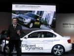 BMW Megacity Vehicle announcement