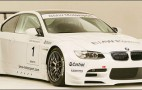 BMW returns to ALMS with M3-based race car