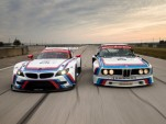 BMW Team RLL Z4 GTLM joins classic 3.0 CSL at Sebring, 2015