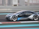 BMW Vision EfficientDynamics (a.k.a. i8)