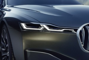BMW i3, i8 Electric-Car Tech To Let 2016 BMW 7-Series Shed 400 Pounds