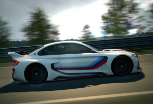 BMW Vision Gran Turismo virtual race car for Gran Turismo 6