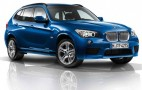 BMW X1 M Sports Package Revealed