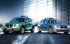 BMW Unveils New Law Enforcement Fleet