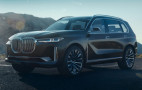 BMW X7 concept leaked