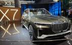 BMW X7 concept previews new full-size, 3-row SUV