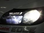 BMW Z3 GT3 laser headlight.