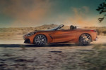 BMW Z4 Concept leaked ahead of Pebble Beach debut