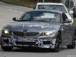 BMW Z4 M Sport Package spy shots