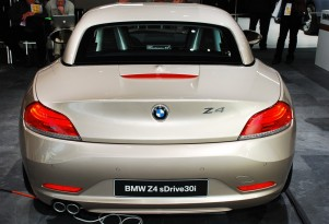 bmw z4 sdrive30i 07
