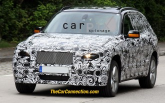 Spy Photos: 2010 BMW X3