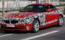 Spy Shots: 2009 BMW Z4