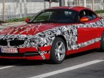 2009 BMW Z4 spy shots