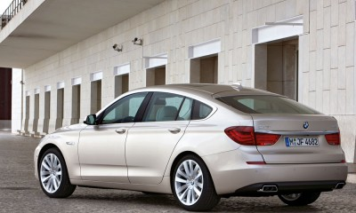 2010 BMW 5-Series Gran Turismo Photos